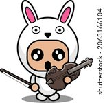 vector cartoon character cute...   Shutterstock .eps vector #2063166104