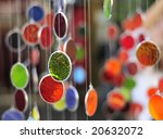 a colorful mobile for children... | Shutterstock . vector #20632072