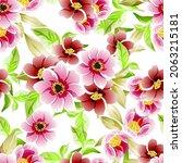 abstract elegance seamless... | Shutterstock .eps vector #2063215181