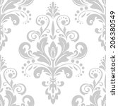 wallpaper in the style of... | Shutterstock . vector #206380549