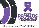domestic violence awareness... | Shutterstock .eps vector #2064303071