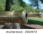 macro photo of two bronze... | Shutterstock . vector #2064473