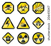lab sign | Shutterstock . vector #20645047