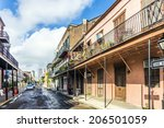 new orleans  usa   july 17 ... | Shutterstock . vector #206501059