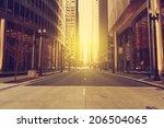 chicago | Shutterstock . vector #206504065
