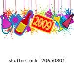 new years   vector | Shutterstock .eps vector #20650801