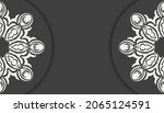 baner of black color with...   Shutterstock .eps vector #2065124591