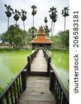 Wat Tri Phum Roi Et Thailand