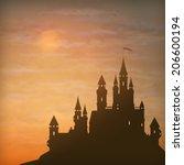 Fantasy Vector Castle...