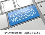 responsive webdesign   keyboard ...