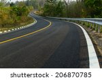 Nice Asphalt Road