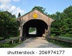 Church Street Covered Bridge I...