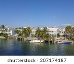 Small photo of NASSAU, BAHAMAS - MAY 21, 2014: View of Nassau the largest city and commercial centre of the Commonwealth of the Bahamas in the island of New Providence