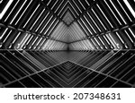 metal structure similar to... | Shutterstock . vector #207348631