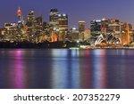 Australia Sydney City Cbd View...