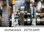 part  gear set   | Shutterstock . vector #207511645