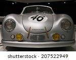 Постер, плакат: Vintage 1950 Porsche 356