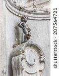 brussels  belgium   june 19 ... | Shutterstock . vector #207564721
