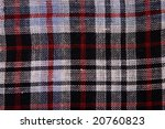 abstract close up of checkered... | Shutterstock . vector #20760823
