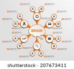 abstract infographic as...