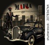 Mafia Or Gangster Background