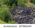 Tires Dump