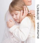 mother and child | Shutterstock . vector #207898471