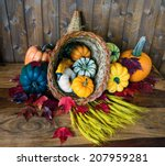 A Bountiful Cornucopia With...