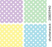 Seamless Patterns  Large White...