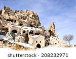 Stone House In Cappadocia In...