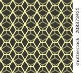 seamless pattern | Shutterstock .eps vector #208373425