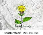 Eco Friendly Light Bulb Plant...