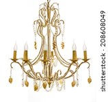 Classical Crystal Chandelier O...