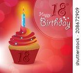 Happy 18th Birthday Vector - Download 1,000 Vectors (Page 1)