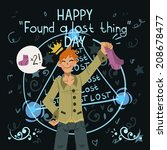 happy found a lost thing day...