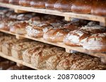 Variety Of Delicious Breads...