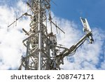 Telecommunication Antenna Tower ...