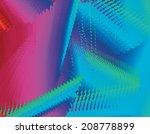abstract spectrum background... | Shutterstock . vector #208778899
