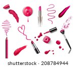 Collection Of Various Make Up...