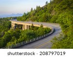 The Linn Cove Viaduct At...