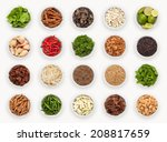 composite with many different... | Shutterstock . vector #208817659