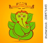 art,artistic,asian,blessing,calligraphic,card,chaturthi,culture,decoration,deepawali,design,diwali,editable,elephant,faith