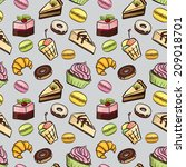 vector seamless tiling patterns