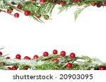 christmas background | Shutterstock . vector #20903095