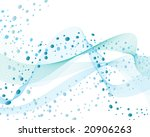 abstract water vector... | Shutterstock .eps vector #20906263