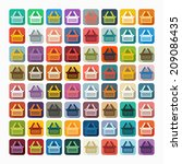 flat design  basket | Shutterstock .eps vector #209086435