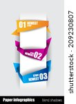 infographic design template...