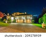 Big Luxury House With Double...