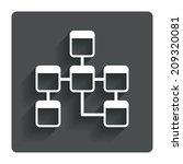 database sign icon. relational...
