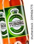 poznan  poland   august 1  2014 ... | Shutterstock . vector #209406775